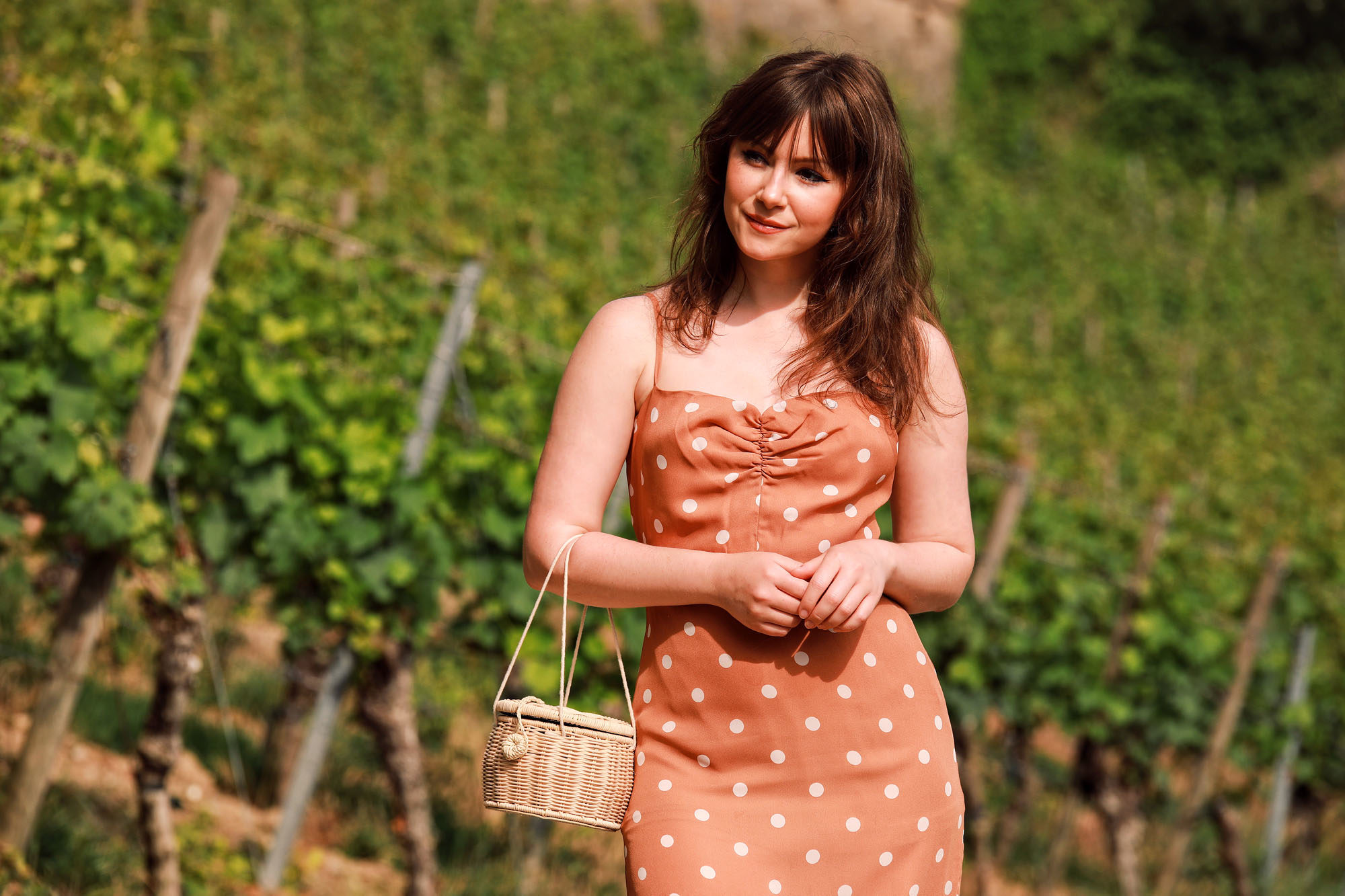 Outfit Inspiration:  Sommer-Look für heiße Tage