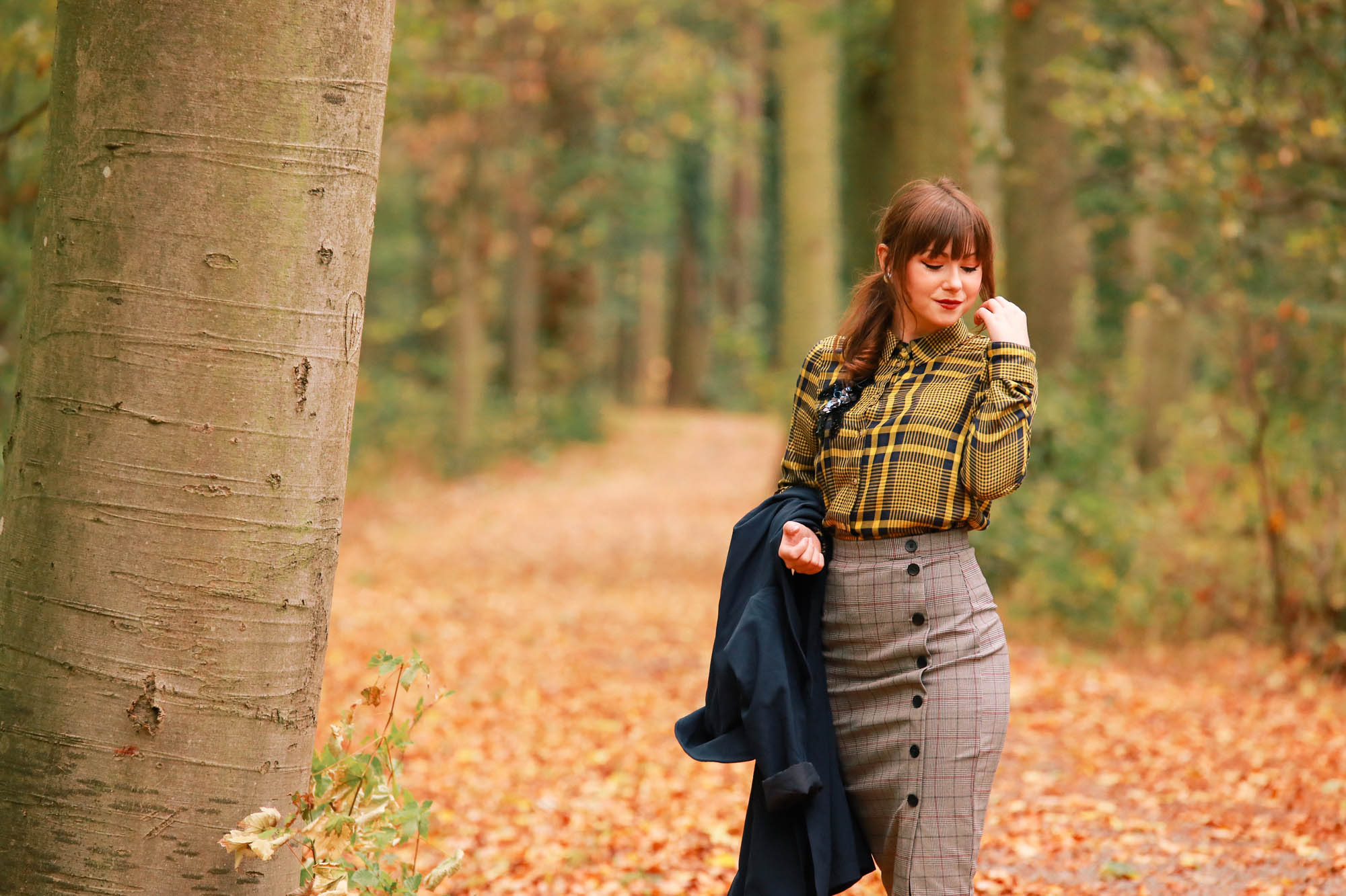 Karomuster Tartan Modeblog Deutschland