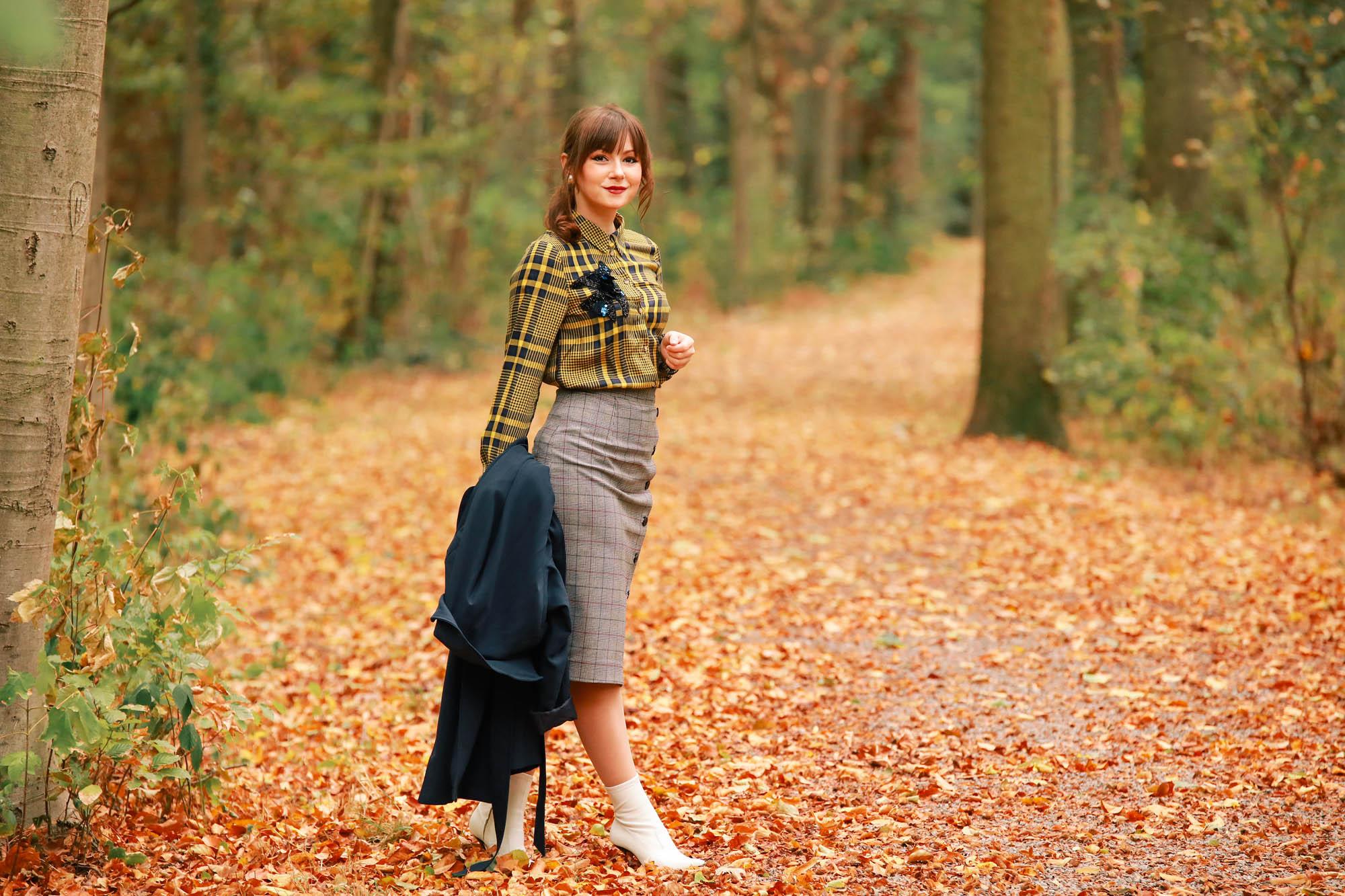 Karomuster Tartan Trend Modeblog Deutschland