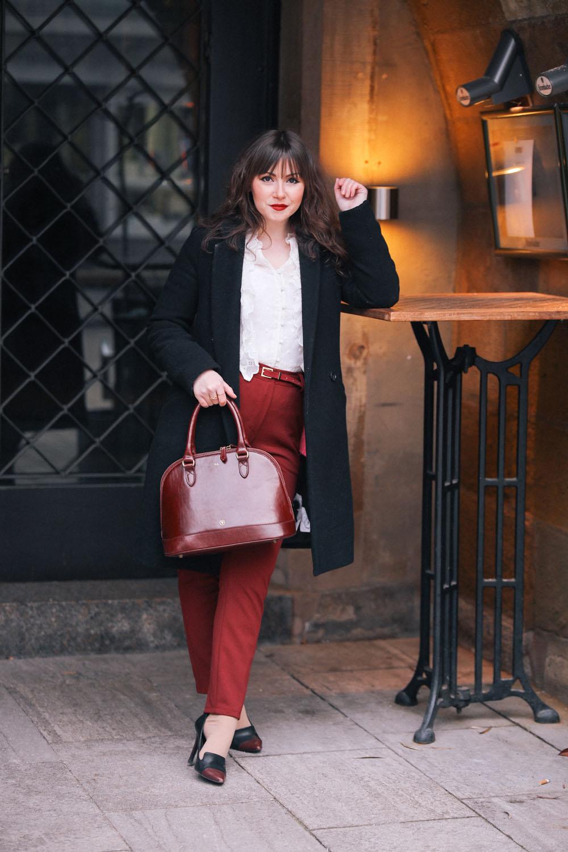 Die perfekte Tasche fürs Büro-Fashionblog Style by An