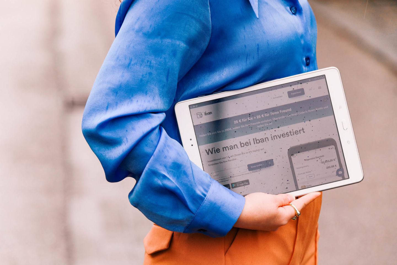Iban Wallet: meine Erfahrungen mit der Online-Plattform für Investitionen