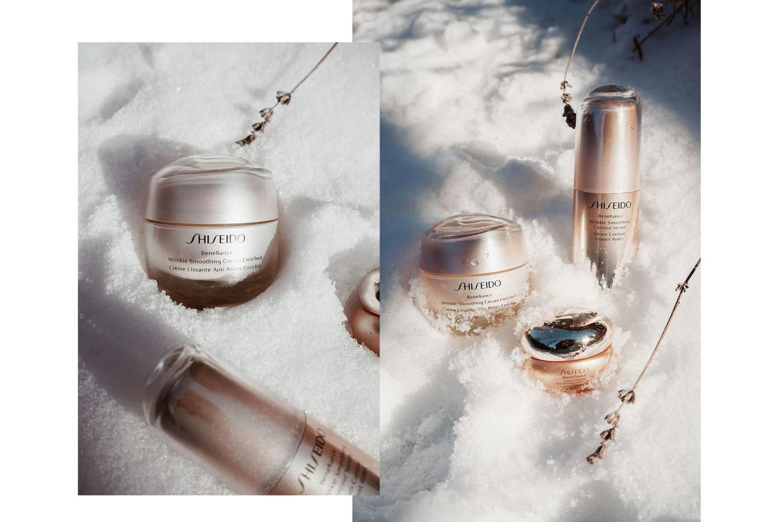 Gesichtspflege-gegen-trockene-Haut-Shiseido